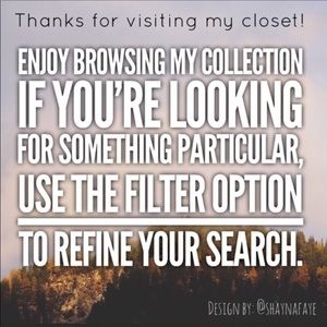 Please Use the Filter Option
